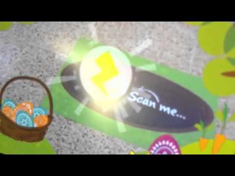 Zappar and Asda 2013 Easter Egg Hunt