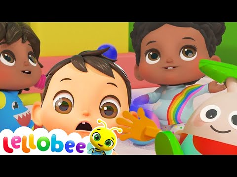 Humpty Dumpty Song | Nursery Rhyme & Kids Song - ABCs and 123s | Little Baby Bum