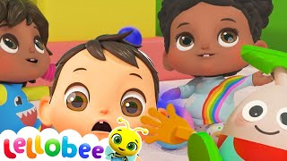 Humpty Dumpty Baby Max & Friends | Nursery Rhyme & Kids Song ABC & 123 | Learn with Little Baby Bum