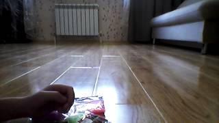 Распаковка и обзор пяти пакетиков резинок