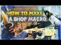 How to Make a Bhop Macro (Logitech Only)