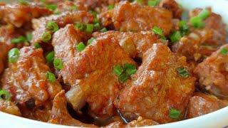 【小穎美食】排骨別紅燒了,教你懶人做法,不炒不燉不油炸,出鍋連湯汁都不剩