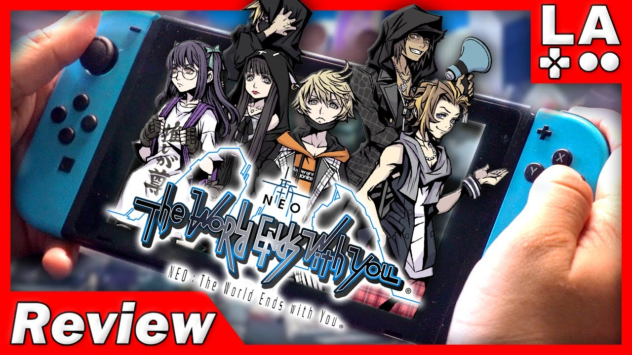 NEO: The World Ends With You Review (Video Game Video Review)