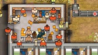 【阿津】監獄建築師 Prison Architect #4 膠囊旅館