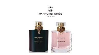 Parfums Gres - Lumiere Perfume Collection