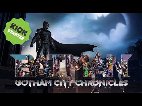 BATMAN GCC - La BAT-présentation !