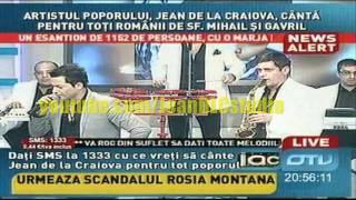 Download Jean de la Craiova LIVE la OTV ( 08.11.2011 ) Part.6 MP3 song and Music Video