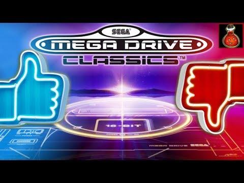 LO BUENO y LO MALO de... Sega Mega Drive Classics [Ps4-Nintendo Switch-Xbox One] thumbnail