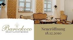 Barockoco exclusive Braut und Festmoden - Eröffnung