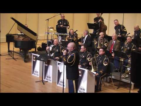 The U.S. Army All Brass Big Band | A Stan Kenton Christmas