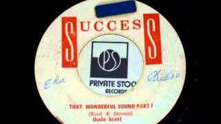 Ossie Scott - That Wonderful Sound