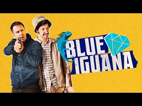 Blue Iguana review – deadpan wisecracking with MacGuffery galore