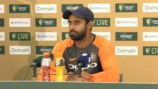 We will want to keep Australia to a score below 320: Hanuma Vihari