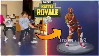 Fortnite : BAILES FILTERED IN REAL LIFE 'NEW 2018'