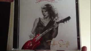 Taylor Swift - Unboxing Speak Now World Tour Live CD/DVD (Target Deluxe Edition)