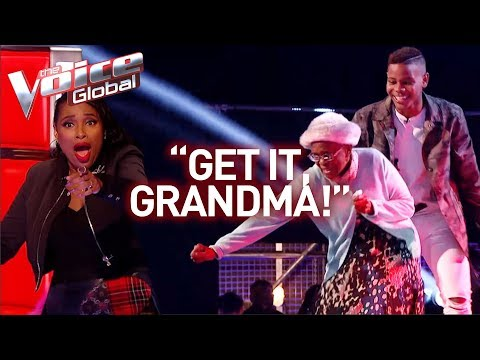 16-Year-Old and grandmother steal the show in The Voice  Journey 28