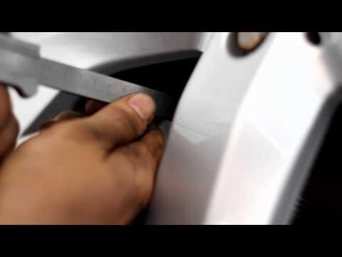 Замена передних тормозных колодок Hyundai i30 - How to replace front brake pads