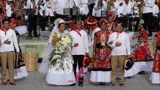Guelaguetza 2015: Boda Ixtaltepecana, Asunción Ixtaltepec (1er lunes, 5pm)