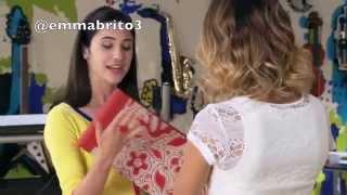 vuclip Violetta 3 - Francesca le da el libro de Camila a Violetta (03x54)