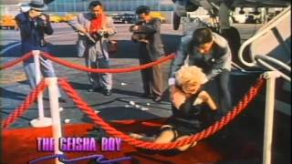 The Geisha Boy Trailer 1958