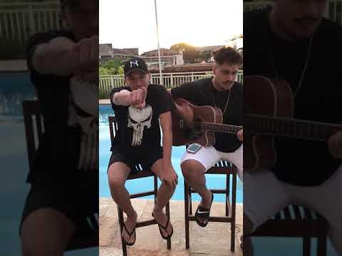 Max & Luan - Mendigando Amor ( Cover - Caio & Lucas )