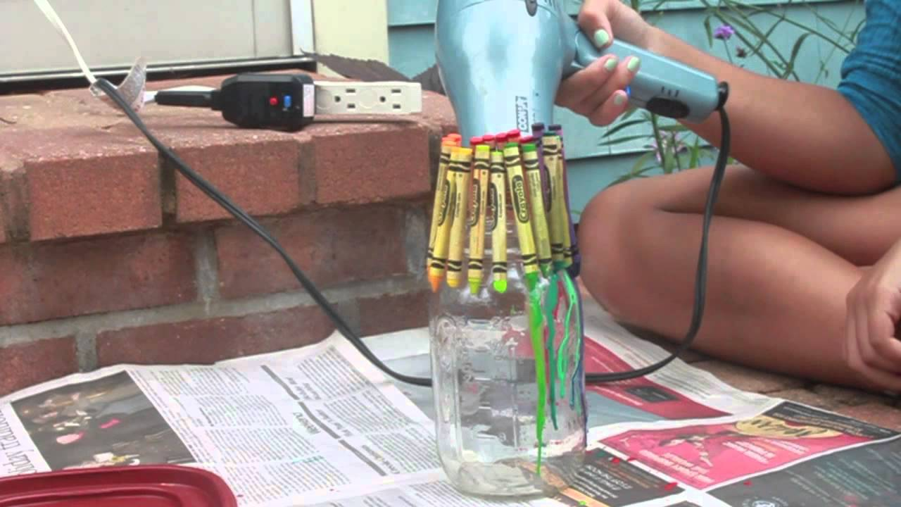 How To Make Glass Crafts