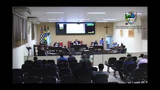 16ª Sessão Ordinária - Presidente Marcão Alves