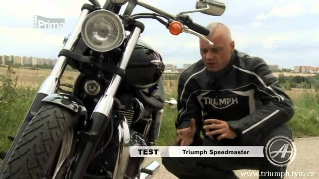 Triumph Speedmaster Youtube