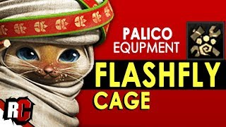 """Palico GADGET """"Flashfly Cage"""" Location 