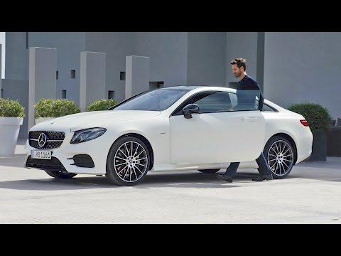2018 Mercedes E-Class COUPE Edition 1 - Design