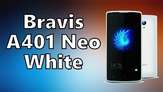 Смартфон Bravis A401 Neo White Недорогой и Современный!(, 2016-03-21T16:24:26.000Z)