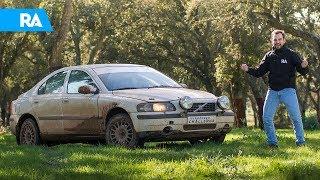 TESTÁMOS o Volvo S60 Recce do Colin McRae