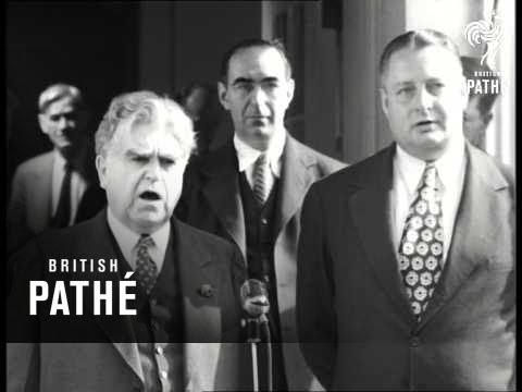 Coal Strike Settled (1946)
