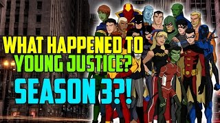 What Happened to Young Justice? Is There Season 3?