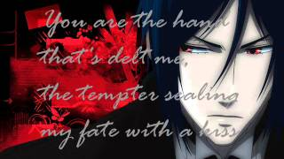 Black Butler- Monochrome no Kiss Lyrics ENGLISH