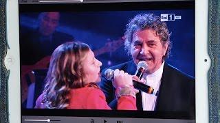 """Rebecca/Fausto Leali...""""a chi"""""""