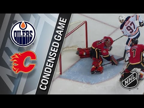 Edmonton Oilers vs Calgary Flames – Mar. 13, 2018 | Game Highlights | NHL 2017/18. Обзор