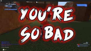 ROBLOX: HEX - YOU'RE SO BAD!