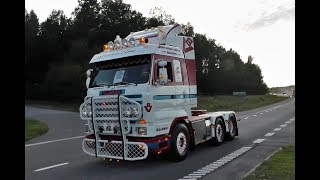 From The Old Scania To The Newest One