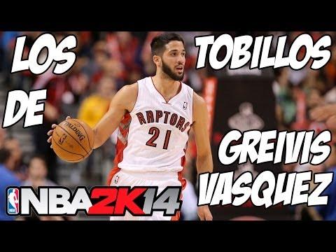 NBA 2K14 PS4 - Los tobillos de Vásquez - Mi Carrera (Ep. 26)