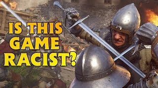 IS KINGDOM COME: DELIVERANCE RACIST? - Dude Soup Podcast #162