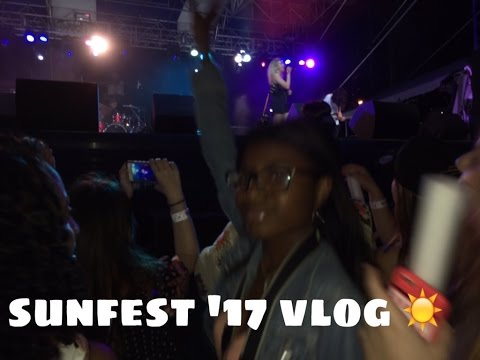 I SNUCK INTO TORI KELLY VIP || SUNFEST '17 VLOG