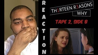 "Download Video 13 Reasons Why 1x04 ""Tape 2, Side B"" REACTION MP3 3GP MP4"
