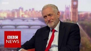Jeremy Corbyn on four extra bank holidays   BBC News