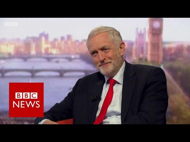 jeremy-corbyn-on-four-extra-bank-holidays-bbc-news