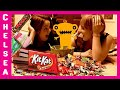 How To Get the MOST Candy on Halloween! - Chelsea Crockett