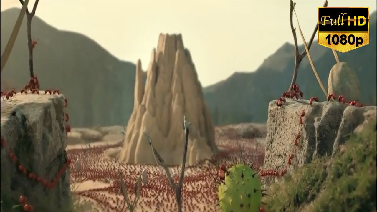 Download Minuscule: Valley of the Lost Ants ( 2013 ) | Epic War Red Ants Vs Black Ants Part 1
