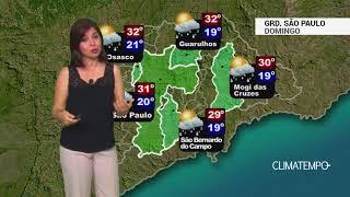 Previsão Grande São Paulo