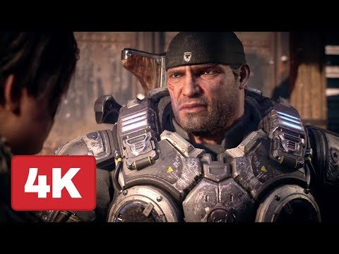 Gears 5 Cinematic Announce Trailer (Gears of War 5) - E3 2018