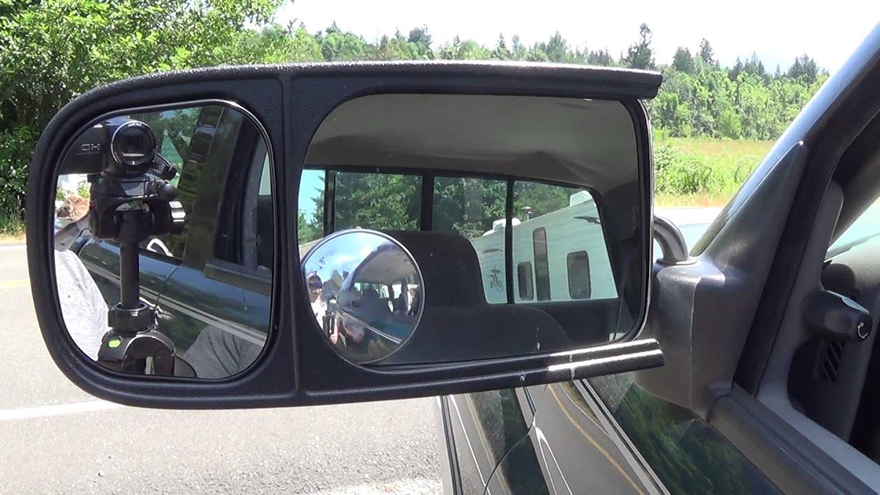 Cipa 10300 custom towing mirror install and review